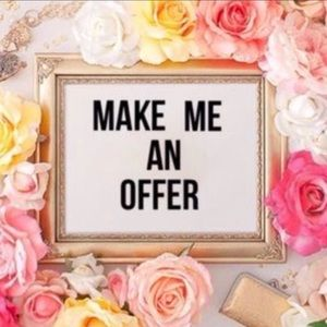 Other - ⭐️ Make me an offer!